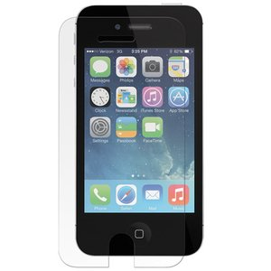 "NewerTech KXs Impact X-Orbing Screen Armor for iPhone 4/4S - ""Case Friendly"" Size."