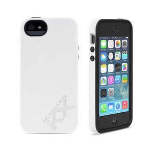 NewerTech NuGuard KX. Color: Trooper. X-treme Protection for Your iPhone 5/5S