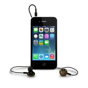NewerTech Bass Response Earbuds for the Apple iPod, iPhone, iPad (ALL MODELS)