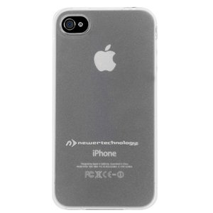 NewerTech NuGuard Gel Case for all iPhone 4/4S versions - Clear Color