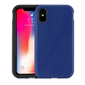 NewerTech NuGuard KX Case for iPhone Xs and iPhone X - Midnight (Dark Blue)