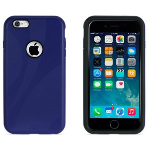 (*) NewerTech NuGuard KX. Color: Midnight (Dark Blue). X-treme Protection for Your iPhone 6/6s Plus