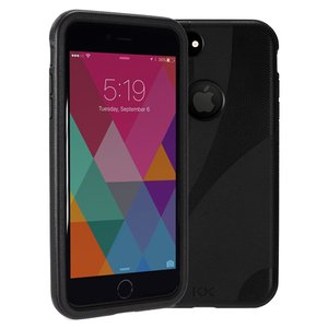 NewerTech NuGuard KX. Color: Black. X-treme Protection for Your iPhone 8 Plus and 7 Plus