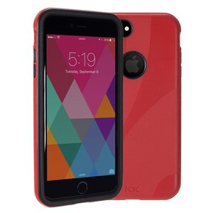 NewerTech NuGuard KX. Color: Crimson (Red). X-treme Protection for Your iPhone 8 Plus and 7 Plus
