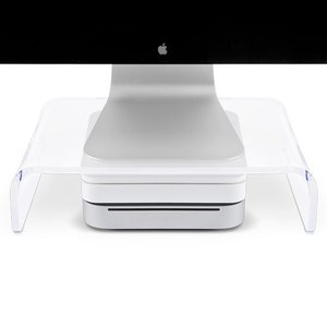 NewerTech NuStand mini XL: Place your LCD or CRT directly above your Mac mini!