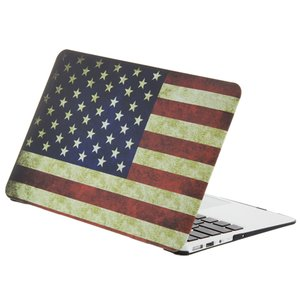 NewerTech NuGuard Snap-On Laptop Cover. American Flag. Compatible w/ all 11-inch MacBook Air models.
