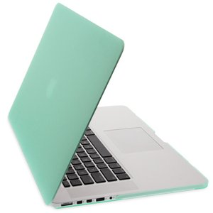 NewerTech NuGuard Snap-On Laptop Cover. Green. Compatible with all 13-inch MacBook Air models.