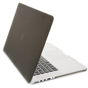 NewerTech NuGuard Snap-On Laptop Cover. Gray. Compatible with all 13-inch MacBook Air models.