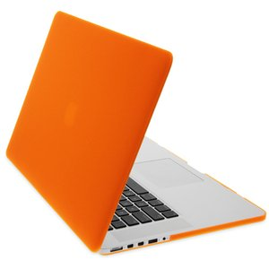NewerTech NuGuard Snap-On Laptop Cover. Orange. Compatible with all 13-inch MacBook Air models.
