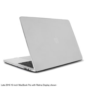 "(*) NewerTech NuGuard Snap-on Laptop Cover for 12"" MacBook (2015 - Current) - Clear"