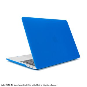 "NewerTech NuGuard Snap-on Laptop Cover for 12"" MacBook (2015 - Current) - Dark Blue"
