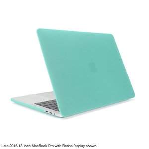 "NewerTech NuGuard Snap-on Laptop Cover for 12"" MacBook (2015 - Current) - Green"