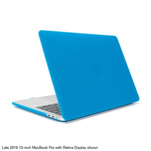 "NewerTech NuGuard Snap-on Laptop Cover for 12"" MacBook (2015 - Current) - Light Blue"