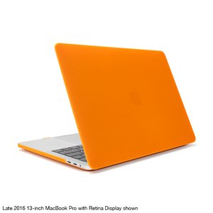 "NewerTech NuGuard Snap-on Laptop Cover for 12"" MacBook (2015 - Current) - Orange"