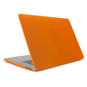 "NewerTech NuGuard Snap-on Laptop Cover for 15"" MacBook Pro (2016 - Current) - Orange"