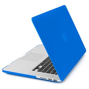 NewerTech NuGuard Snap-On Laptop Cover. Dark Blue. For 15-inch MacBook Pro with Retina display.