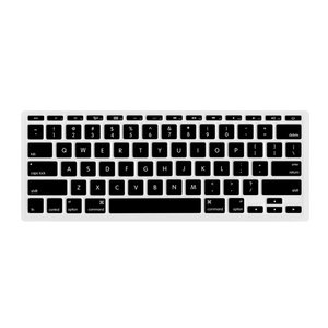 "(*) NewerTech NuGuard Keyboard Cover for all 2011-2016 MacBook Air 11"" models - Black Color."