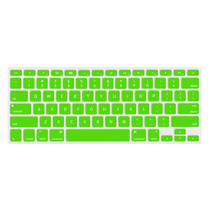"NewerTech NuGuard Keyboard Cover for 2011-15 MacBook Air 13"", All MacBook Pro Retina - Green."