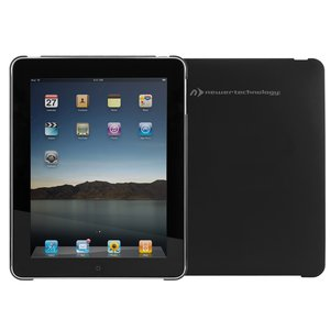 (*) NewerTech NuGuard Hard Shell Black Polycarbonate Case for iPad.