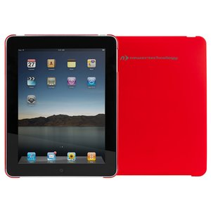 NuGuard Protective Shell for iPad | Red