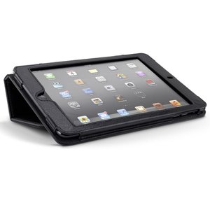 NewerTech The Pad Protector mini - Slim Leather Folio for Apple iPad mini. Black