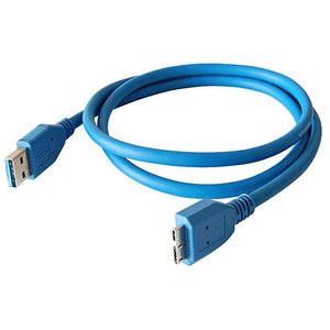 "0.9 Meter (36"") NewerTech USB 3.0 A to Micro B Premium Quality Cable."