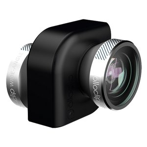olloclip 4-IN-1 Photo Lens for iPad Air, iPad mini Retina & iPad mini - Color: Silver Lens/Black Cli
