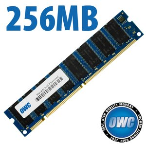 256MB PC100 CL2 168 Pin SDRAM 2-2-2 Low Profile 16x8 Universal DIMM Module