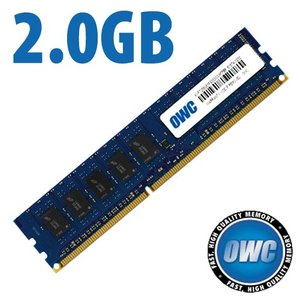 (*) 2GB DDR3 ECC PC10600 1333MHz SDRAM ECC for Mac Pro 'Nehalem' & 'Westmere' models