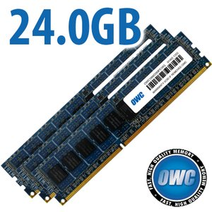 24.0GB Mac Pro Late 2013 Memory Matched Set (3x 8GB) PC3-14900 1866MHz DDR3 ECC-R SDRAM Modules