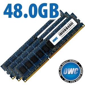 48.0GB Mac Pro Late 2013 Memory Matched Set (3x 16GB) PC3-14900 1866MHz DDR3 ECC-R SDRAM Modules