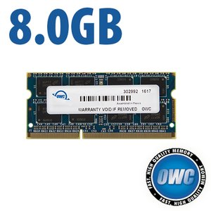8.0GB 1867MHz DDR3 SO-DIMM PC3-14900 SO-DIMM 204 Pin CL11 Memory Module