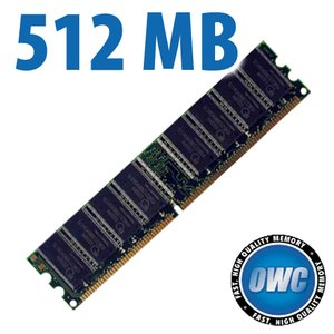 512MB PC2100 DDR 266MHz 184 Pin DIMM Module