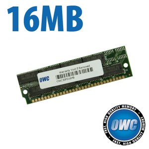 16MB (16x8) 30 Pin SIMM 60ns