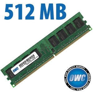 (*) 512MB PC4200 DDR2 533MHz 240 Pin DIMM Module