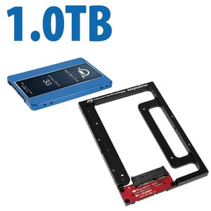DIY Kit: AdaptaDrive + 1.0TB OWC Electra 3G SSD Bundle