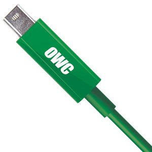 "2.0 Meter (78"") OWC Thunderbolt Cable - Green"