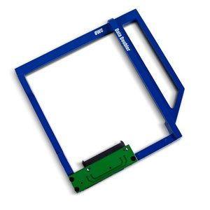 (*) OWC Data Doubler Optical Bay Hard Drive/SSD Mounting Solution for iMac (2009 - 2011)