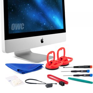 "OWC DIY Internal SSD Add-On Kit for all 21.5"" Apple iMac (Mid 2011) - Just add your own SSD!"