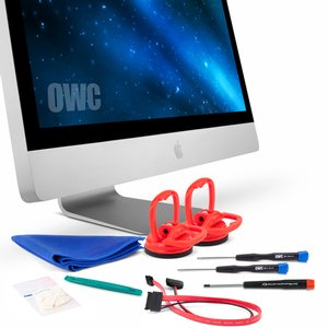 "OWC DIY Internal SSD Add-On Kit for all 27"" Apple iMac (Mid 2011) - Just add your own SSD!"