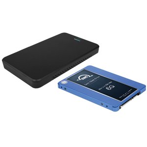 DIY KIT: OWC 1.0TB Mercury Electra 6G SSD + Express USB 3.0/2.0 for Mac mini (2014 - Current)
