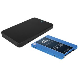 DIY KIT: OWC 240GB Mercury Extreme Pro 6G SSD + Express USB 3.0/2.0 for Mac mini (2014 - Current)