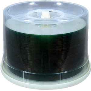 OWC 16X DVD-R 4.7GB Blank DVD Media - 50 Pack Spindle