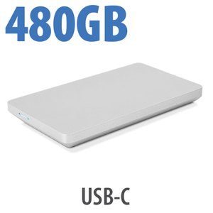 480GB OWC Envoy Pro EX USB-C NVMe M.2 SSD Solution