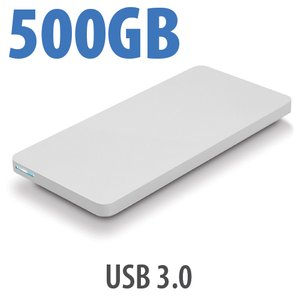 500GB OWC Envoy Pro EX USB 3.0 Portable SSD Solution.