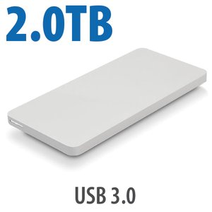 (*) 2.0TB OWC Envoy Pro EX USB 3.0 Portable SSD Solution.