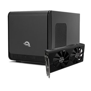 OWC Solution: OWC Mercury Helios FX 650 with Radeon RX 580 8GB GDDR5