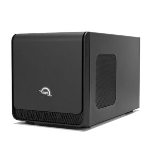 OWC Mercury Helios FX External GPU Expansion Chassis (eGPU) with Thunderbolt 3 for PCIe Graphics Cards