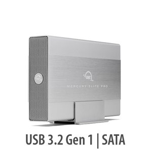 (*) 0TB OWC Mercury Elite Pro USB Storage Enclosure