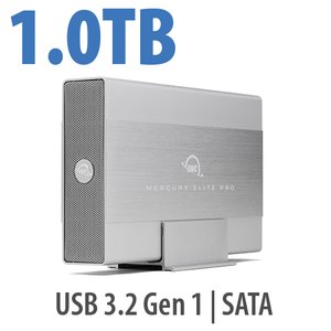 1TB OWC Mercury Elite Pro USB Storage Solution